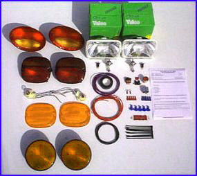euro lens kits